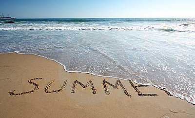 Almost time to say goodbye to Summer…